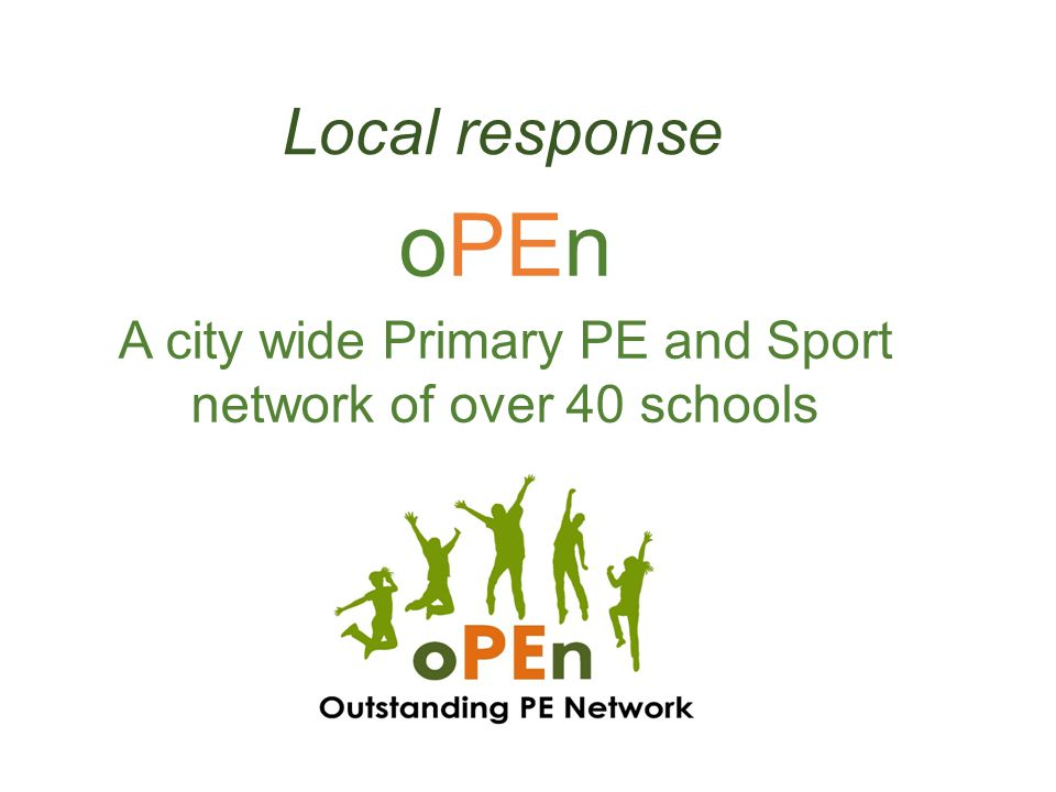 Rationale COLLABORATION – VISION – IMPACT By creating a City wide Partnership of Primary schools it will be possible to have a clear vision of the impact the funding should make on the children in Stoke-on-Trent and allow far more strategic use of the money.