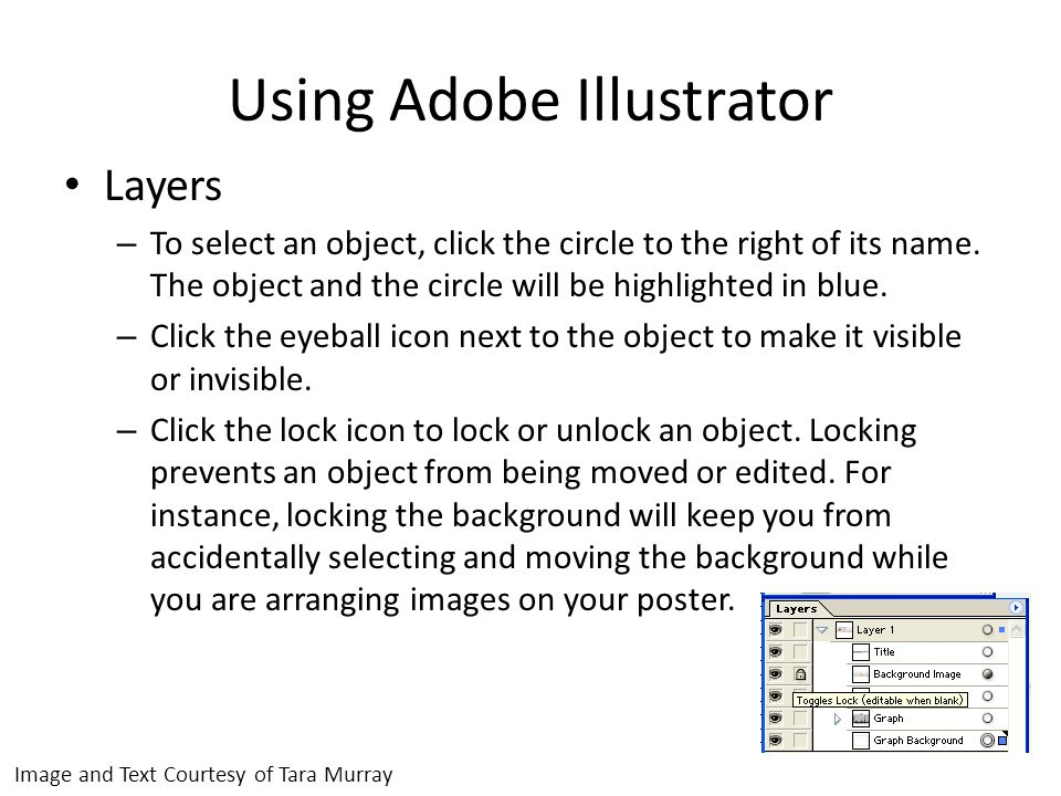 Using Adobe Illustrator Saving as a PDF – From the File menu select Save as – Under Save as type, select Adobe PDF – This is the format needed for printing