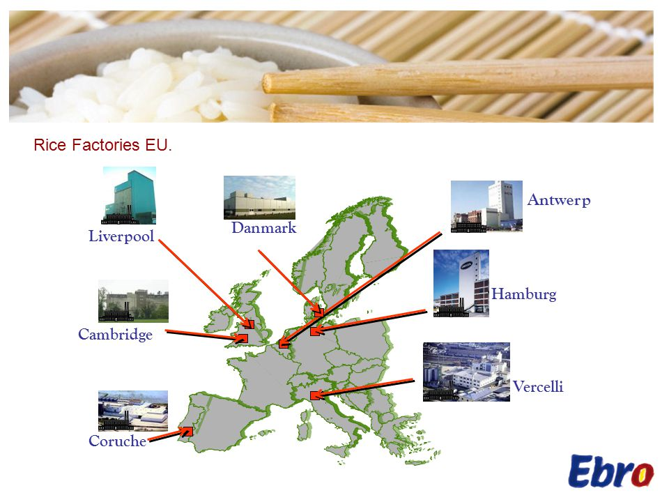 Rice Factories USA.Our plants in US are located in: Carlisle, AR.
