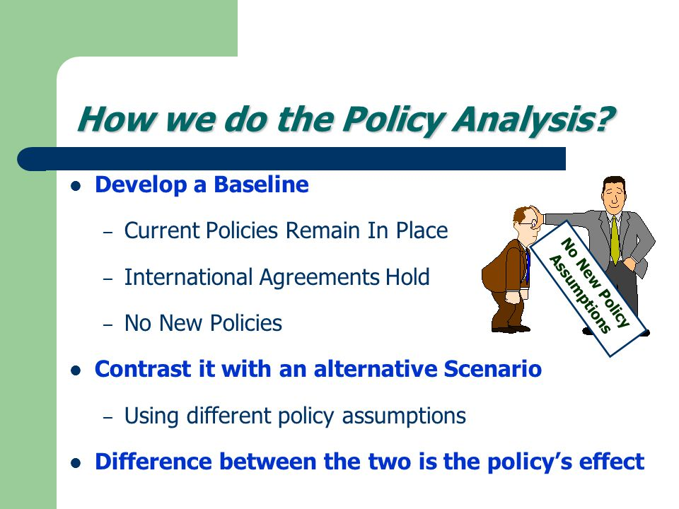Activity data projections Macroeconomic conditions – Exchange rates, economic growth, inflation – Obtained from Macro policy models Policy conditions – EU policy reform or proposals from other sources Market conditions – Based on published data from official and commercial sources Events in other agriculture sectors – The impact which events in one ag sector can have on another is included