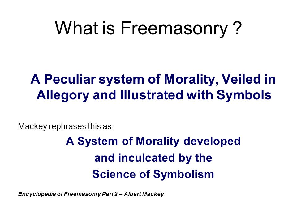 What is Symbolism .Symbolism is Integral to Freemasonry, but what exactly is a Symbol .