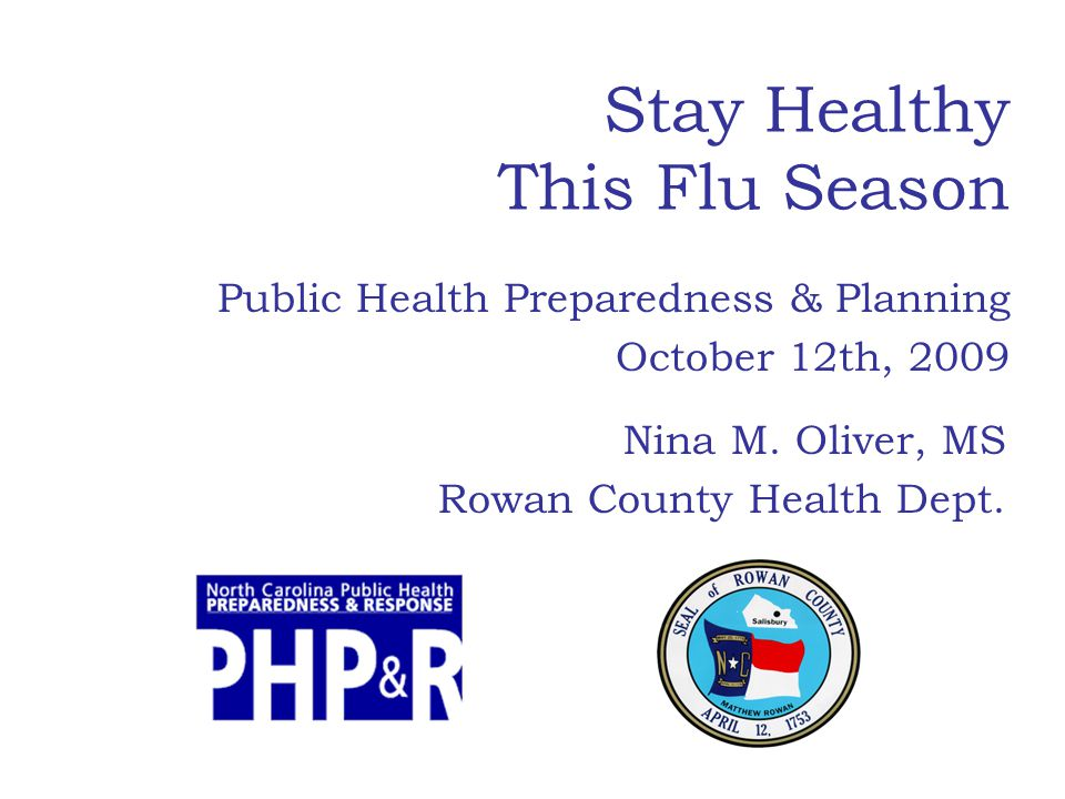 Overview: Define the flu. Describe the illness caused by influenza Explain how influenza spreads Discuss medications used to prevent the flu Discuss how to protect yourself