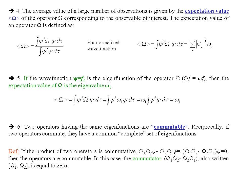 1.5 The Uncertainty Principle  1.