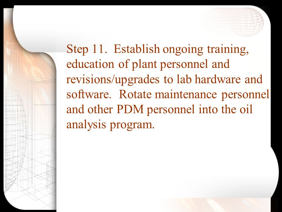 How Does Oil Analysis Increase the Effectiveness of Your Condition Monitoring Program .