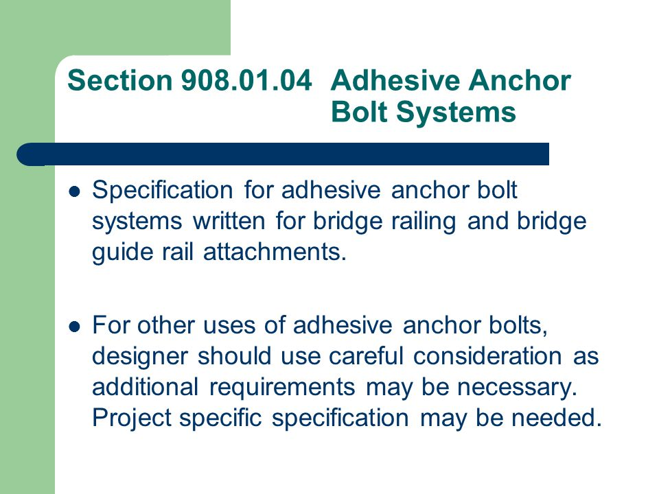 Section 916Fiberglass Composite Materials New standard specification for fiberglass composite materials to be used for bulkhead, fender, and dolphin systems.
