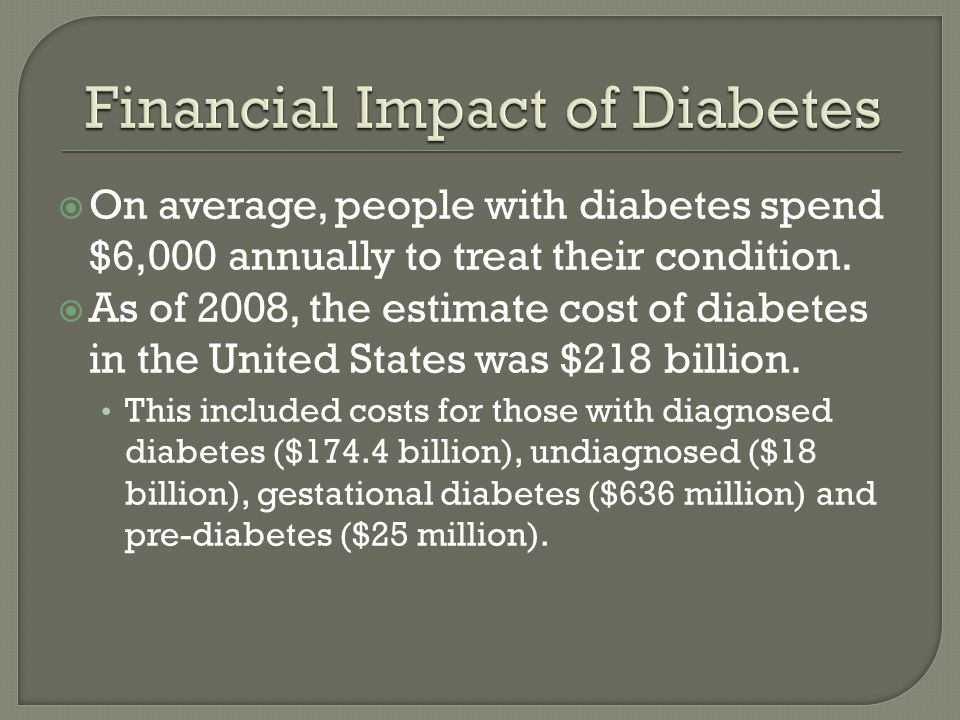  Diabetes Type 2 used to be unheard of in children.