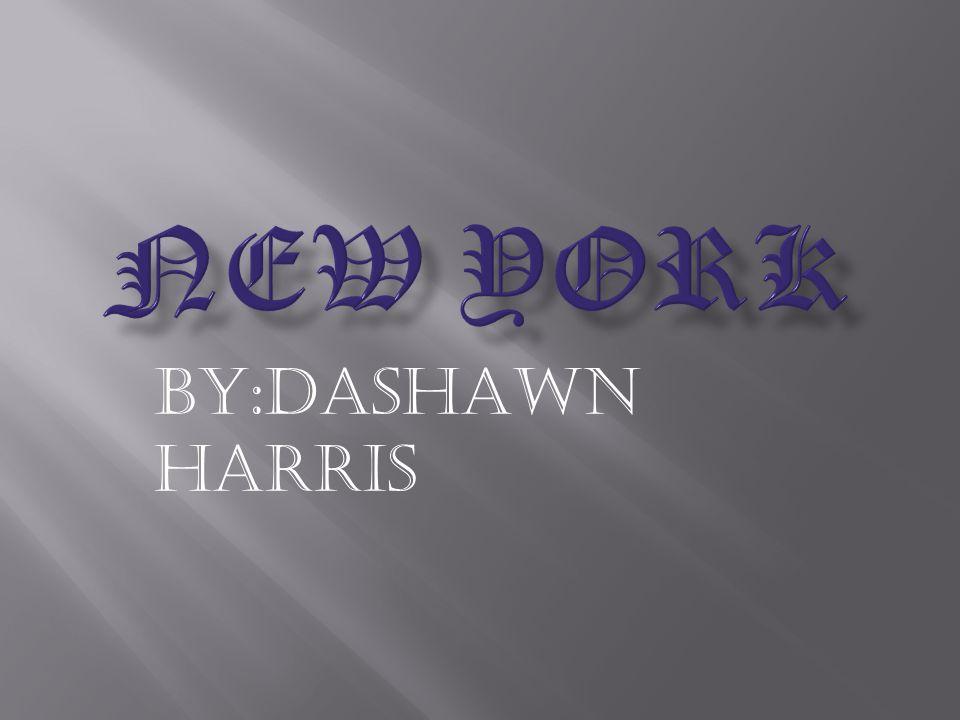 BY:DASHAWN HARRIS