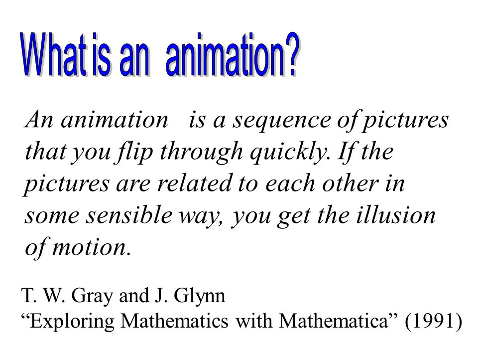 a = -3, -2, -1, 0, 1, 2, 3 Click to view the animation