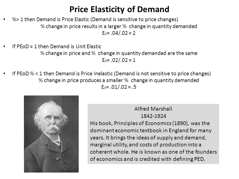 Determinants of Demand Elasticity Three questions can be asked about a product to give us a good idea about the product's demand elasticity Can the purchase be delayed.