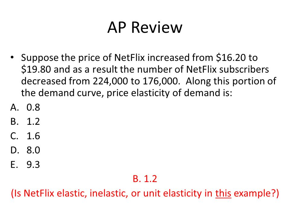 AP Review An antidrug policy which reduces the supply of bricks (ie heroin) might: A.Increase street crime because the addict's demand for heroin is highly inelastic B.Reduce street crime because the addict's demand for heroin is highly elastic C.Reduce street crime because the addict's demand for heroin is highly inelastic D.Increase street crime because the addict's demand for heroin is highly elastic E.Reduce street crime because the addict's demand for heroin is unit elasticity B.