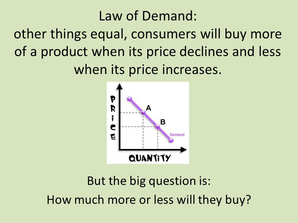 Demand Elasticity & Elastic Demand Demand Elasticity is a measure that shows how a change in quantity demanded responds to a change in price Economists say that demand is elastic when a given change in prices causes a relatively larger change in quantity demanded Elastic goods and services generally have plenty of substitutes.