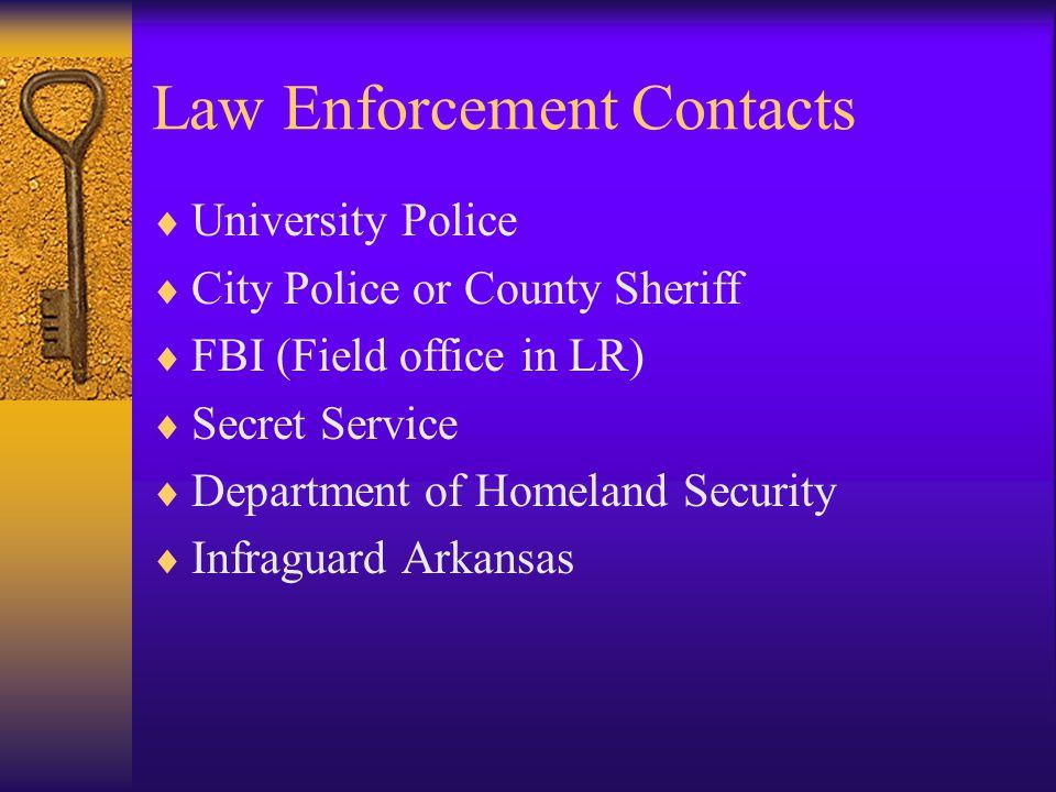 More Information  http://www.sans.org/ http://www.sans.org/  http://www.securityfocus.com/ http://www.securityfocus.com/  http://www.foundstone.com/ http://www.foundstone.com  http://www.sysinternals.com/ http://www.sysinternals.com/  http://www.incidents.org/ http://www.incidents.org/  http://ists.dartmouth.edu/ http://ists.dartmouth.edu/