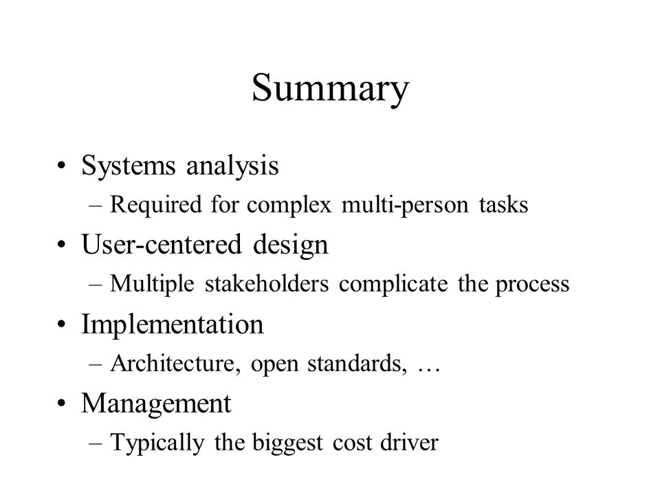 The Grand Plan Computers, Networks Web, XML, Social Software MultimediaDatabasesProgrammingSearch Building and Deploying Systems Policy