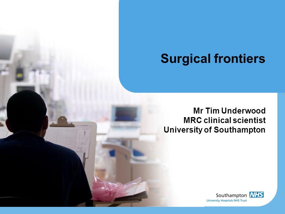 Managing intestinal failure Dr Trevor Smith Consultant gastroenterologist