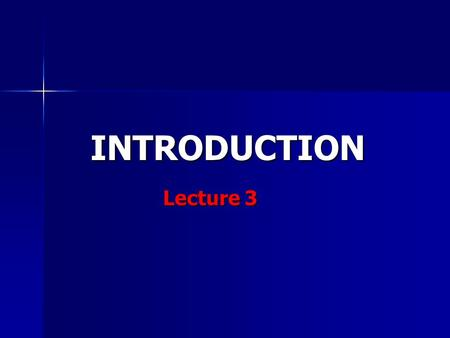 INTRODUCTION Lecture 3. Pharmacodynamics Receptor: macromolecule that interacts with a drug and initiates the chain of biochemical events leading to the.