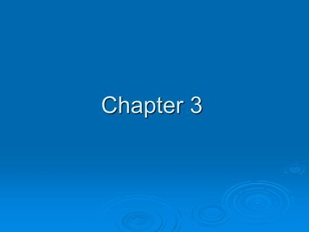 Chapter 3. Organic Compounds Hydrogen and other elements covalently bonded to carbon  Carbohydrates  Lipids  Proteins  Nucleic Acids.