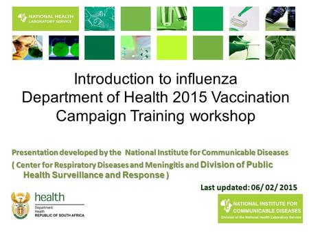 I Introduction to influenza