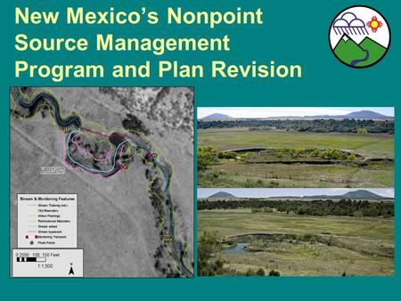 New Mexico's Nonpoint Source Management Program and Plan Revision.