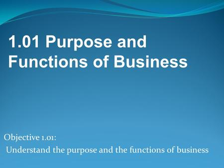 the purpose of business activities Definition of business activity: any actions undertaken by individuals or companies, such as buying, selling, marketing, or investing, for the purpose.