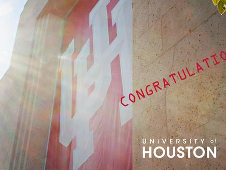 CONGRATULATIONS!. ADMITTED STUDENT - NEXT STEPS PRE-ARRIVAL  Get Your Form I-20  Apply for student visa (F-1)  Bacterial Meningitis Immunization Requirement.