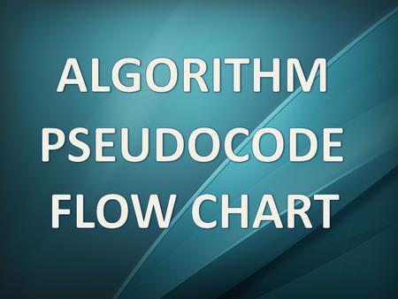 Part of the Mathematics glossary: An algorithm (pronounced AL-go-rith-um) is a procedure or formula for solving a problem. The word derives from the name.