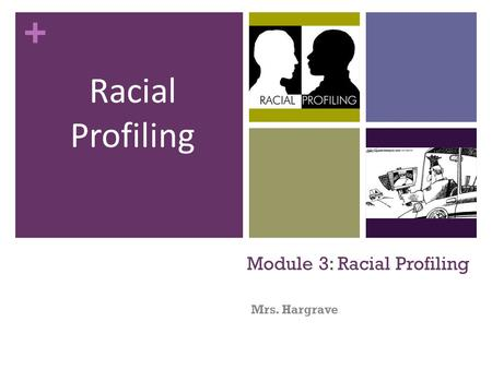 bob herbert racial profiling Racial profiling is the practice of subjecting citizens to increased surveillance or scrutiny based on racial or ethic factors rather than reasonable suspicion.