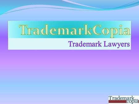 Trademark Copyright A trademark is a recognizable sign, mark, logo, design or expression which identifies products or services.