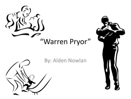 """Warren Pryor"" By: Alden Nowlan. Activity: A Close Reading of Poetry As a class, we will read and review the TF TASTI method of reading a text closely."
