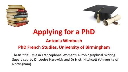university of birmingham phd thesis word limit Phd thesis newcastle university also welcome your comments on university internal communications in general contact the research student administration team with general enquiries relating to the submission of your thesis please submit an online enquiry.