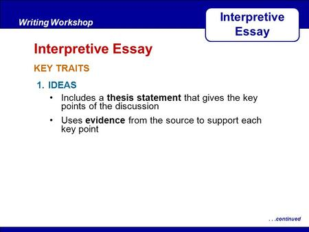 good cause and effect thesis statements Thesis statement for causes of stress good thesis statements are clear, to the point sentences with enough detail to make the main idea of the essay unmistakable and the writer's.