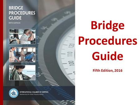 Bridge Procedures Guide