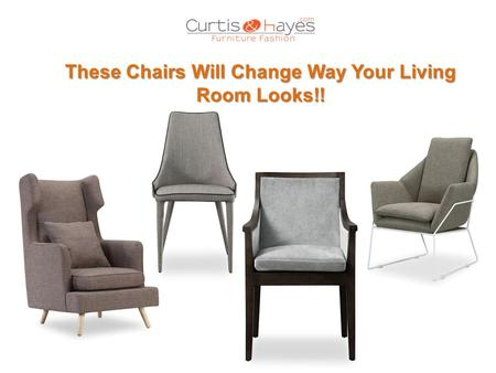 These Chairs Will Change Way Your Living Room Looks!!