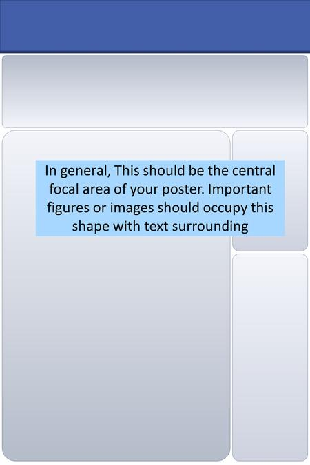 "(—THIS SIDEBAR DOES NOT PRINT—) STARS Design Poster Guide This PowerPoint template produces a 24""x36"", i.e., 2 by 3 foot, presentation poster. Please visit."