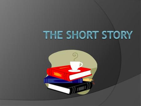 What is a Short Story?  A short story is : a brief work of fiction (not true) where the main character faces a conflict that is worked out in the plot.
