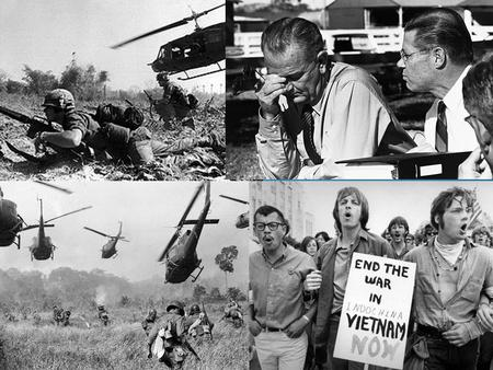Overview Understand the historical background and underlying causes of the Vietnam War Know the significant events which shaped the outcome of the Vietnam.
