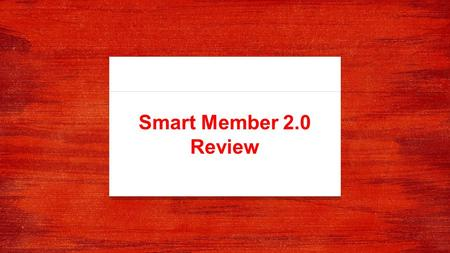 Smart Member 2.0 Review. WP Smart Member -The New Flavor of Online Marketing The WP smart member plugin, endorsed by Chris Record with JVZoo as affiliate,