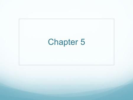 "Chapter 5. Do you watch the news? Jesus brings us the ""good news"" = Gospels."