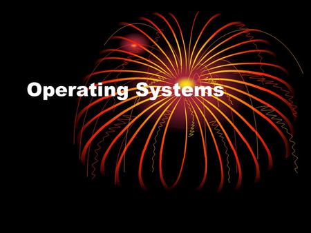 an analysis of real time operating system characteristics Systems real-time computer system desired characteristics of hard real time computing systems methods for the specification and analysis of real-time systems.