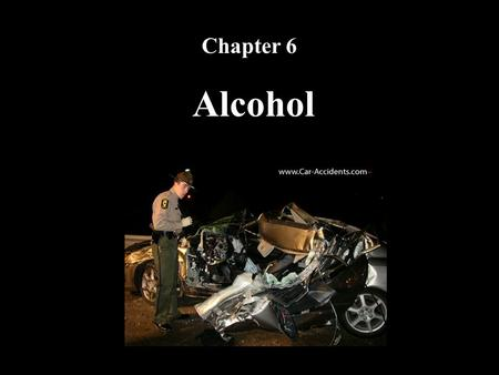 Alcohol Chapter 6. 6-2 What is Alcohol Ethanol (C 2 H 5 OH) is the type of alcohol found in alcoholic beverages. Alcohol comes in different varieties.