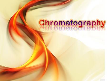 Chromatography is a widely used experimental technique for the separation of a mixture of compounds into its components. The word chromatography means.