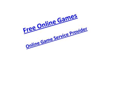 Free Online Games Online Game Service Provider. Brinewave – Introduction Brine Wave launched in 2015. Our aim is to become the ultimate resource for people.