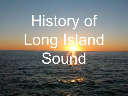 History of Long Island Sound. What is Pangea? The supercontinent of Pangea, mostly assembled by the Triassic Period, allowed land animals to migrate.