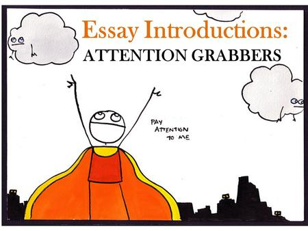 Persuasive essay on first impressions