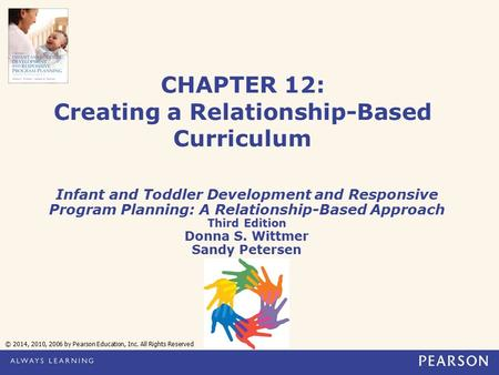 CHAPTER 12: Creating a Relationship-Based Curriculum