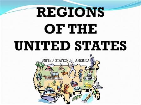 REGIONS OF THE UNITED STATES. Region: Northeast 1. manufacturing, industry 2. limited natural resources 3. good rivers, for power and transport 4. poor.