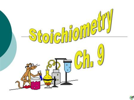 Stoichiometry  The word stoichiometry derives from two Greek words: stoicheion (meaning element) and metron (meaning measure).