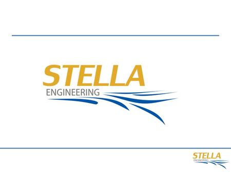 Agenda 1.Stella Engineering(Pty)Ltd. 2.Why wash a vehicle? 3.Traditional washing systems. 4.Stella Touchless system. 5.Stella Engineering Markets. 6.Stella.