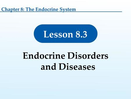 case study endocrine disorders pathophysiology Dedicated to cover all aspects of research into conditions related to the endocrine system including the prevention, diagnosis and management, bmc endocrine disorders is a well-established open access peer-reviewed journal.