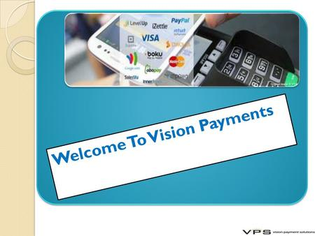 Welcome To Vision Payments. Accepting Credit Cards And Generate Profits Accepting credit cards in a business involves signing a contract with a payment.