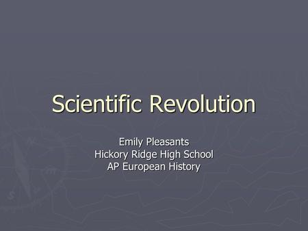 ap european history dbq women scientific revolution Ap european history is a course designed to challenge students to develop 5 scientific revolution and enlightenment 1550 •dbq #2 : women in.